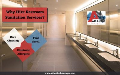 Why Hire Restroom Sanitation Services?