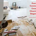 commercial post construction cleaning Fall River