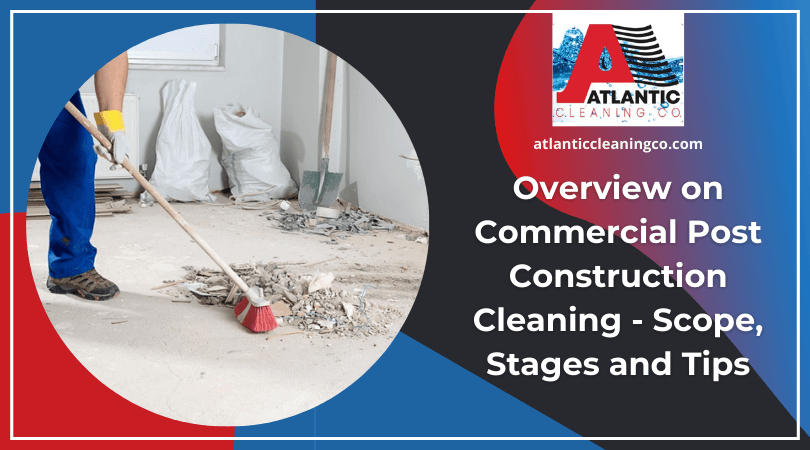 commercial post construction cleaning