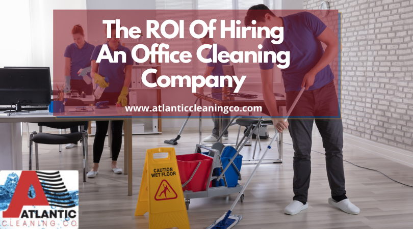 Office Cleaning Company Fall River