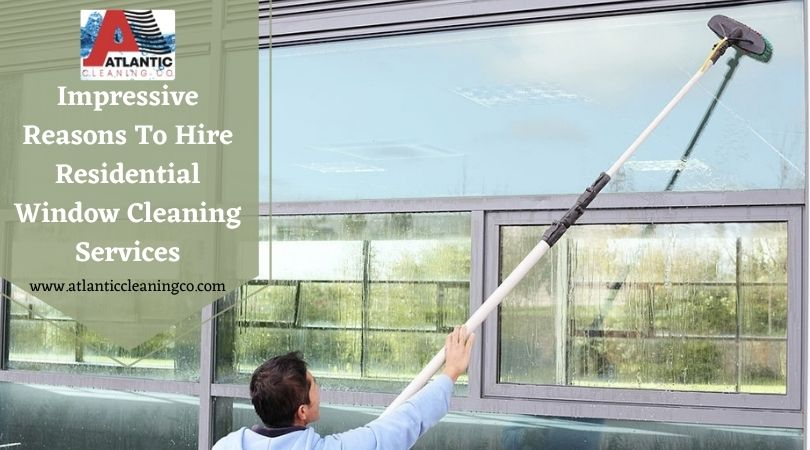 Residential Window Cleaning Services Fall River