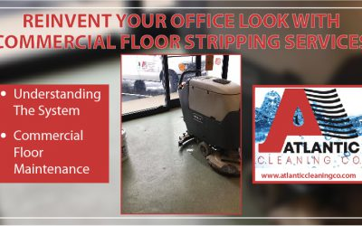 Reinvent Your Office Look With Commercial Floor Stripping Services