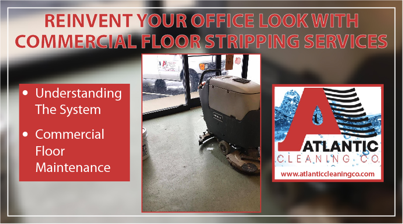 Commercial Floor Stripping Services Fall River