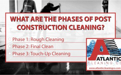 What Are the Phases of Post Construction Cleaning?
