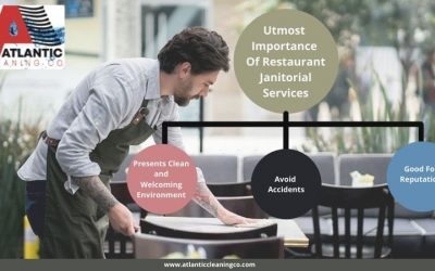 Utmost Importance Of Restaurant Janitorial Services
