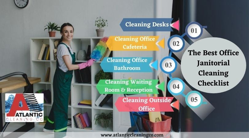 The Best Office Janitorial Cleaning Checklist
