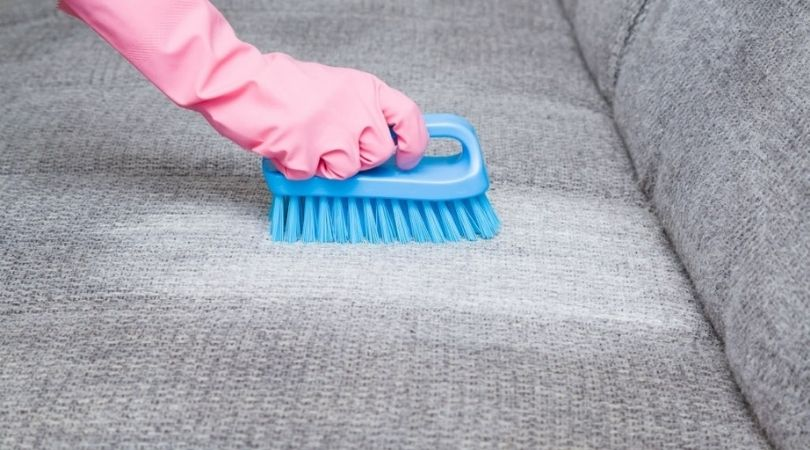 Upholstery Cleaning in Fall River