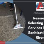 Cleaning Services Including Sanitization in Fall River MA