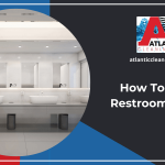 How To Clean Restroom Walls?